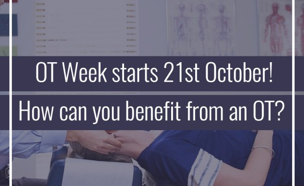 OT Week 2018 | What is an OT | Langer Chiro and OT Subiaco