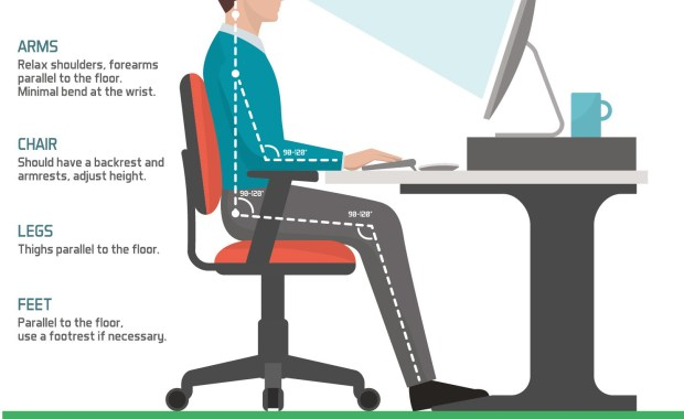 The Best Office Chairs For Back Pain | Langer Chiropractic Care