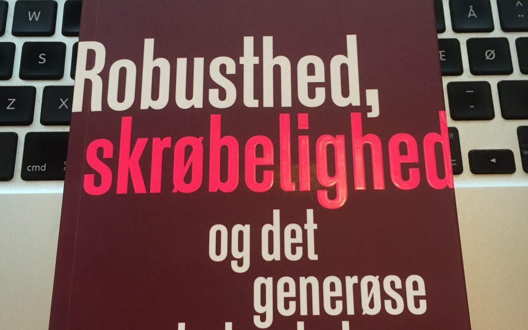 En besked til Ole Fogh Kirkeby om hans nyeste bog og vort næste kursus.