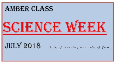 SCIENCE-WEEK-1