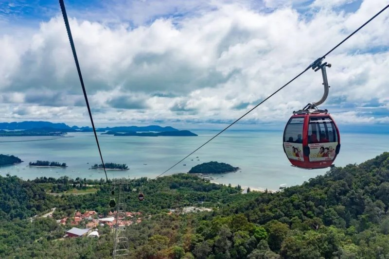 Langkawi Cable Car Tours