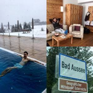 Relaxen nach der Langlaufsaison Narzissenhotel Bad Aussee