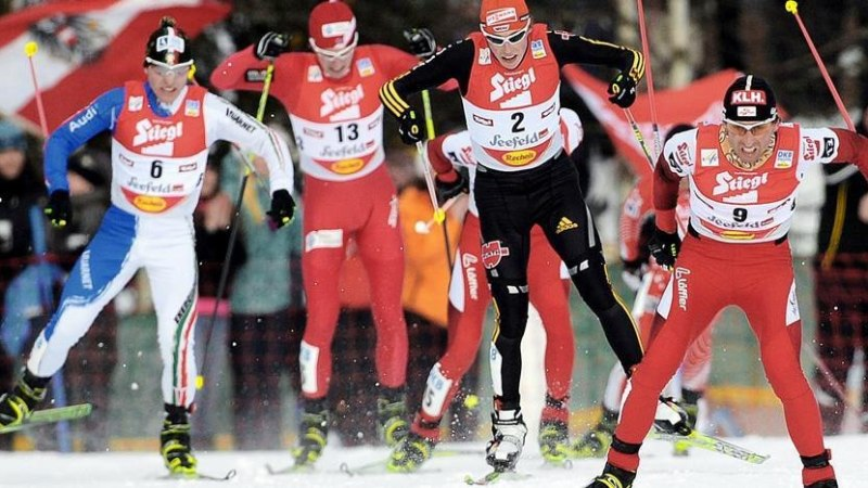 5. FIS Weltcup Nordic Combined Triple