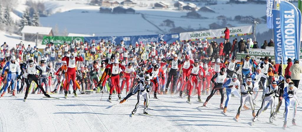 Sportliches Winter-Highlight des Gsieser Tals - langlaufen, langlauf-hotels, allgemein