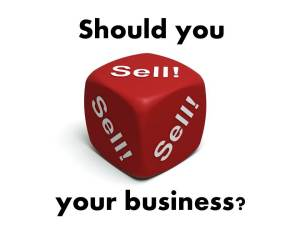 business sale dice