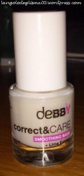 Smoothing Base deBBY correct&CARE + Lime Extract