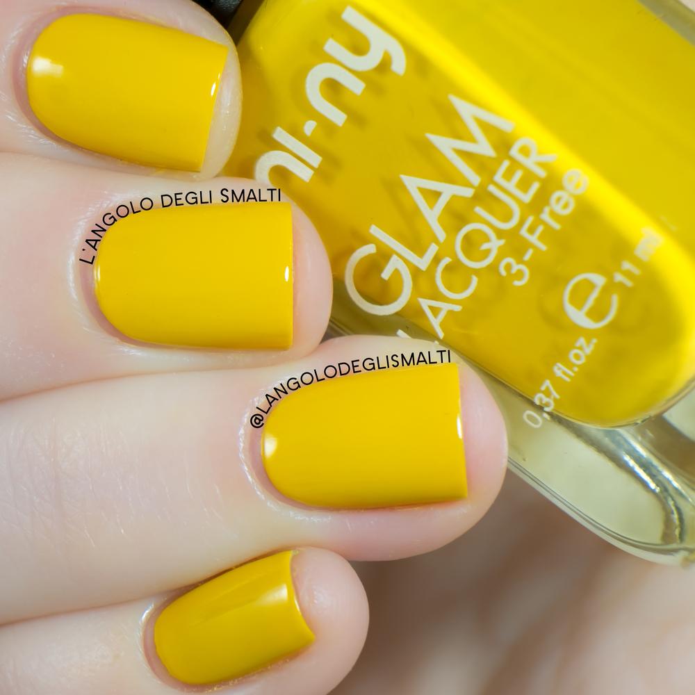Mi-Ny Glam Lacquer n. 30 - Yellow Jade