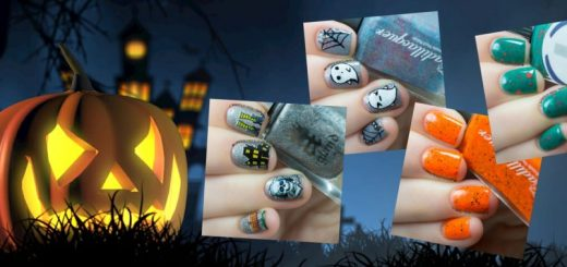 Nail ideas Halloween 2018
