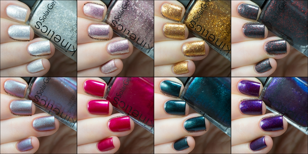 Kinetics, Sparkling collection (Holiday 2018)