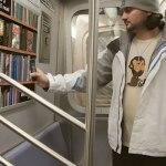 The Subway Library – leggere libri in metro, gratis!