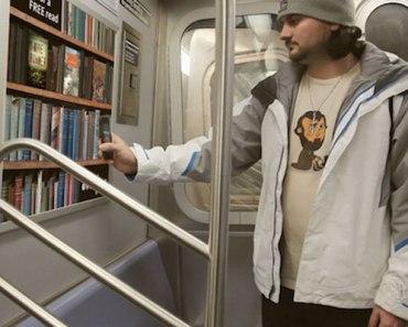 biblioteca in metropolitana
