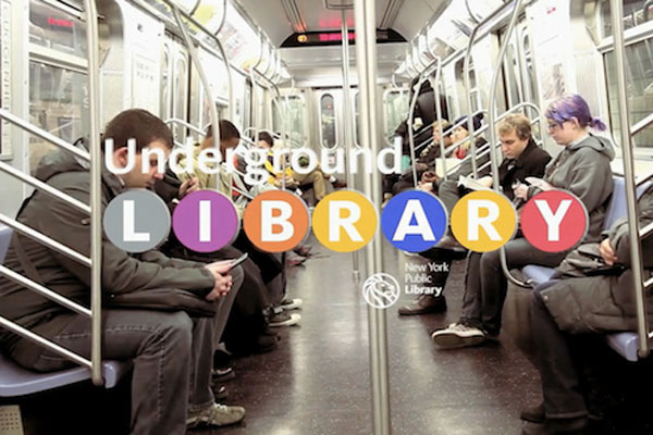 the subway library