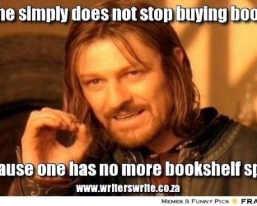 acquisto compulsivo di libri