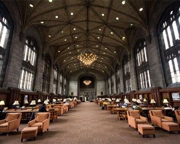 harper memorial library