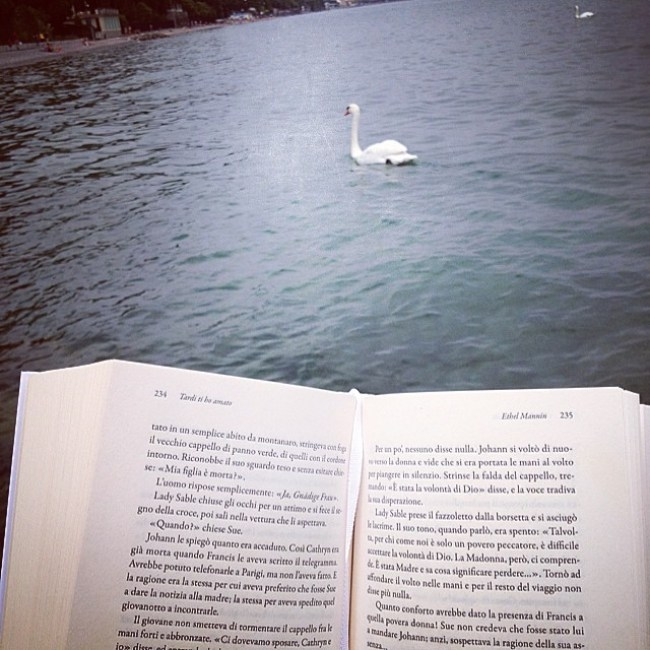 Compagni di letture #lakegarda
