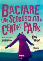 baciare uno sconosciuto a central park
