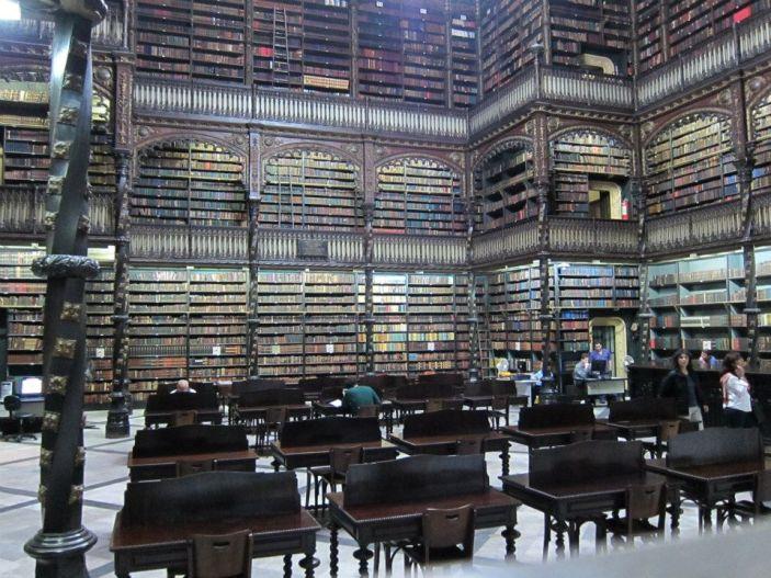 real gabinete portugues de leitura