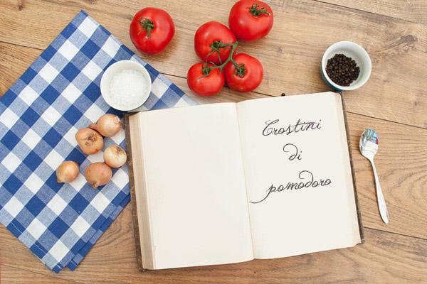 ricetta con pomodori