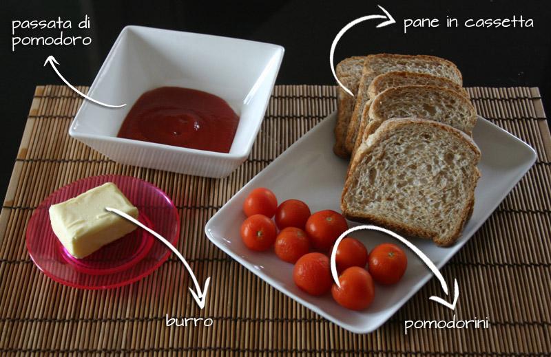 ricetta antipasto