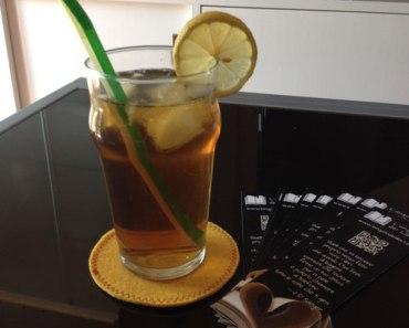 tè freddo menta