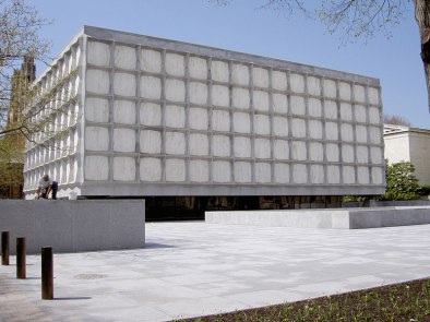 Beinecke Rare Books and Manuscripts Library