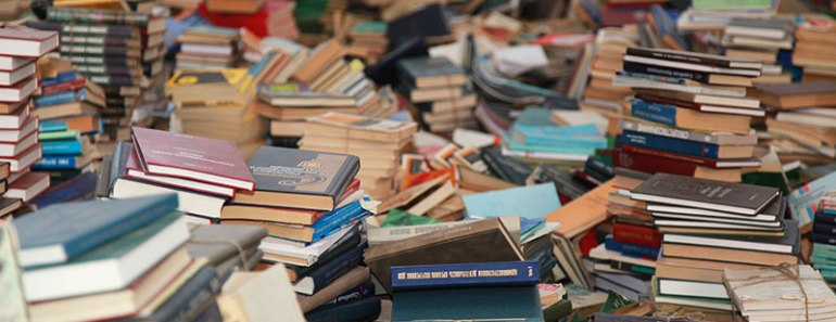 mercatino libri usati
