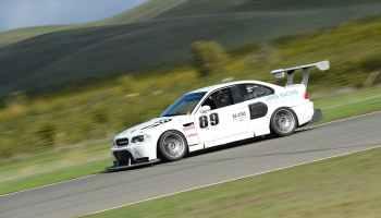 BMW Race Car Aerodynamics Part 1: Practical Splitter and Air