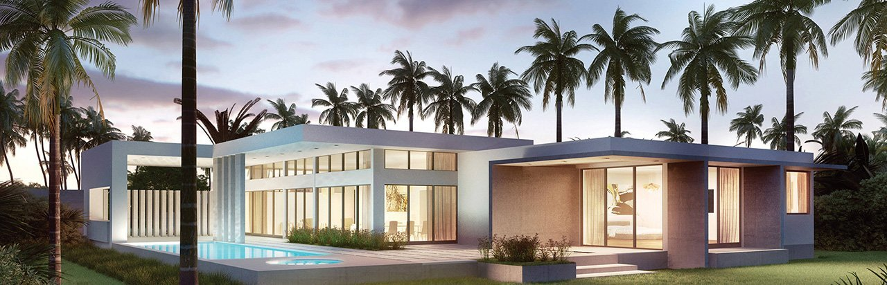 Home Hilton West Palm Beach The Palm Beaches Florida Front Evening Exterior  Smaller. Sabatello Construction ...
