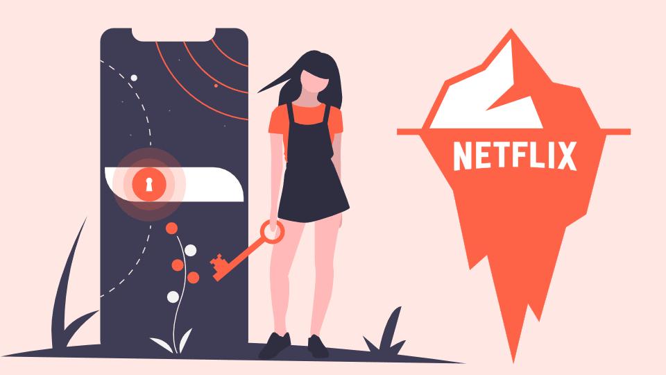 Netflix : les codes secrets par langue