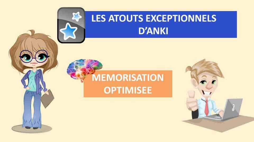 Les atouts exceptionnels d'Anki