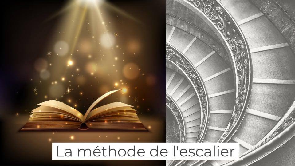 La méthode de l'escalier : une méthode d'apprentissage progressive basée sur le pouvoir des histoires