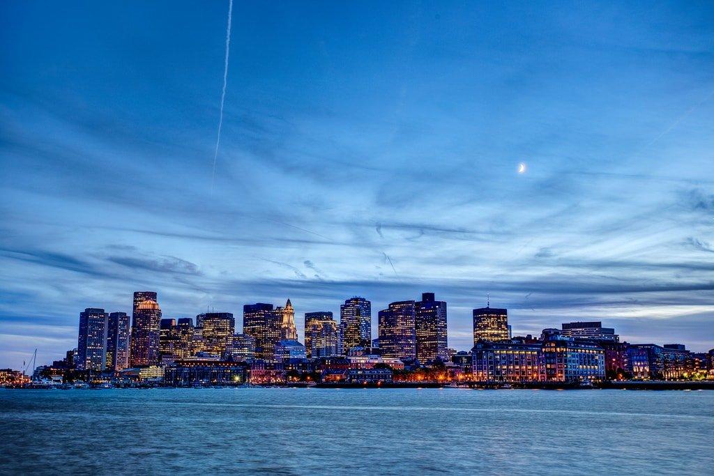 Language Connections Translation Company - Boston Skyline