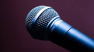 Video Translator Services - Microphone