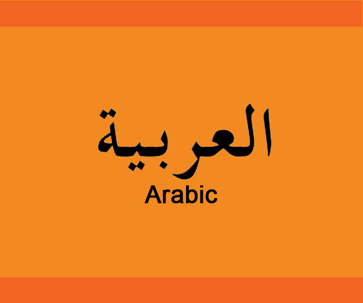 Learn To Speak Arabic Language Door