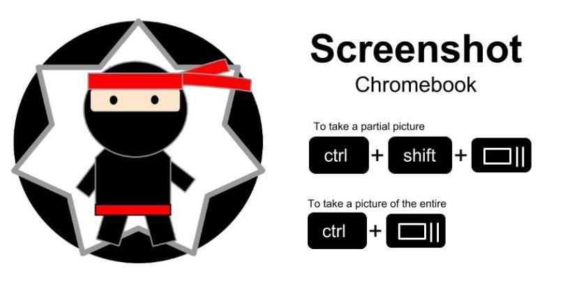 Post Chromebook Screenshot Ninja