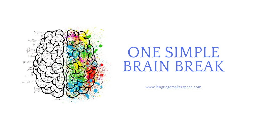 A Simple Brain Break