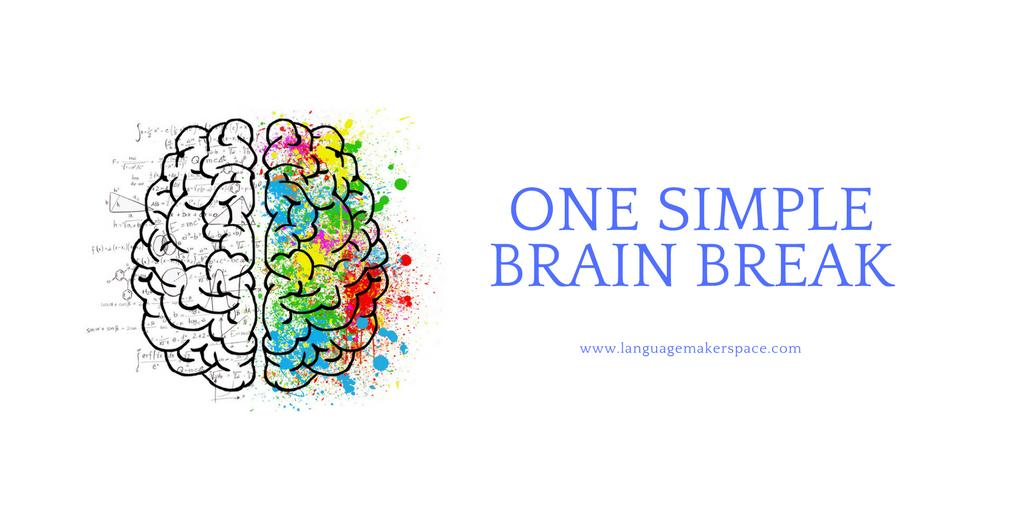 A Simple Brain Break