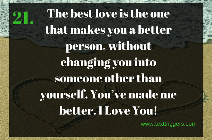 Best Love Quotes For Him Magnificent 48 Best Love Quotes To Express Your Love I Love You Quotes