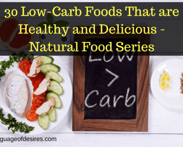 Low-Carb Food