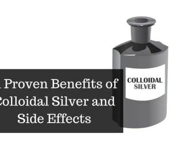 Colloidal Silver benefits
