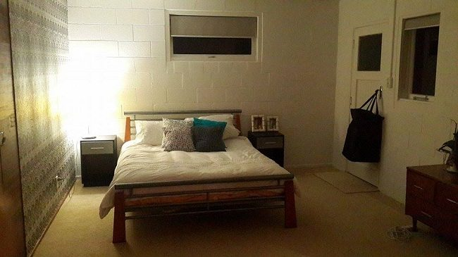 homestay bedroom Auckland New Zealand