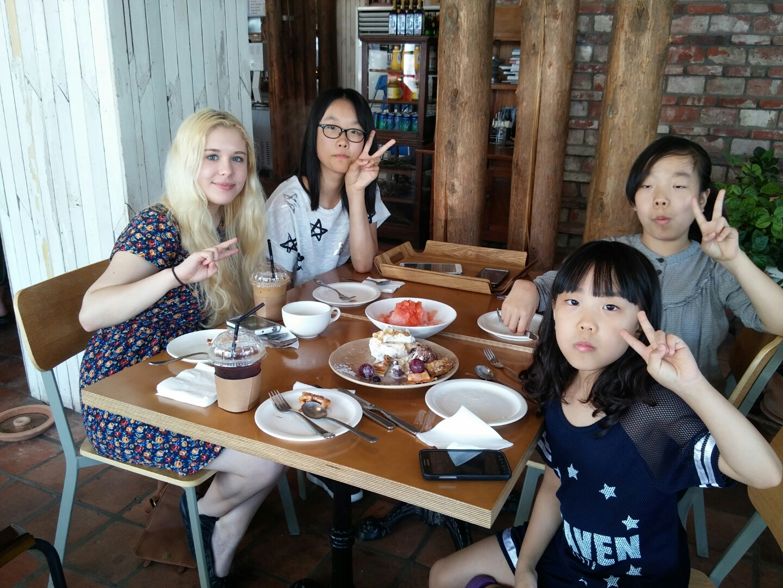 Korean International Student