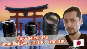Pourquoi j'ai du matériel photo vidéo en Panasonic Micro 4/3