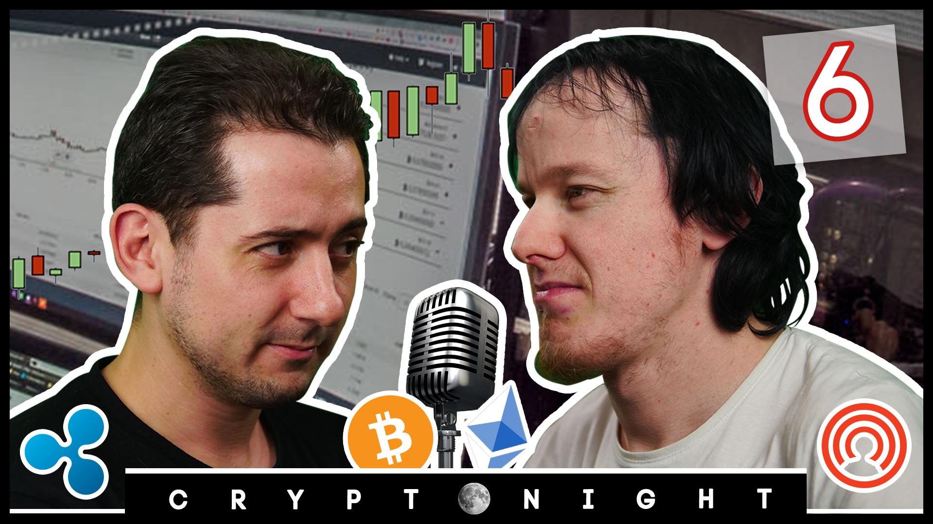 Replay Live #CryptoNight5 et #CryptoNight6