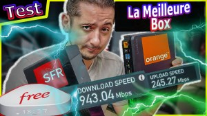 La meilleure Box Internet : Freebox Delta V7, Livebox4, SFRBox