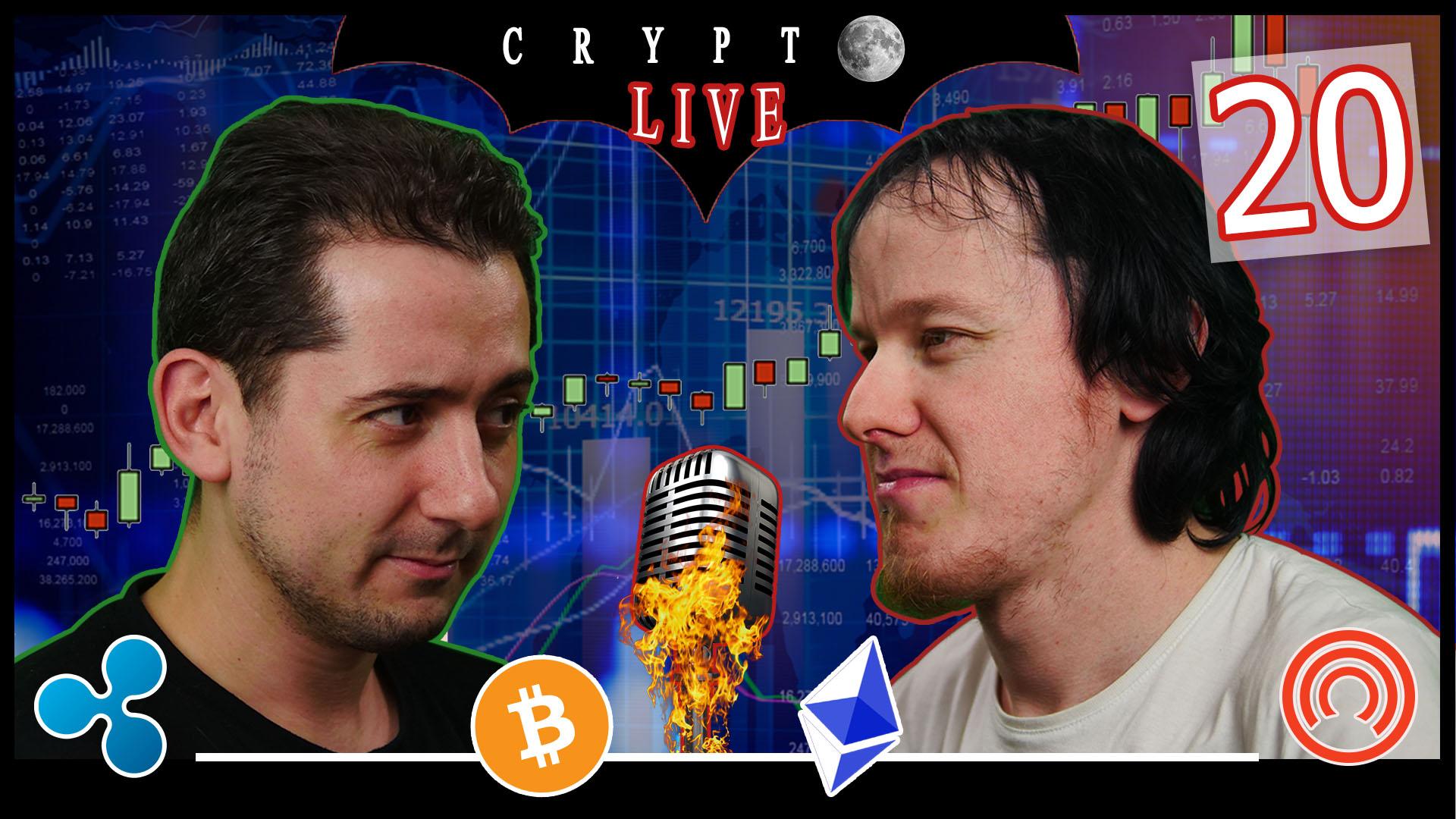 Bitcoin #CryptoLive 20 👕 #BrunoLemaire 🤔#Snowden #twitter #LangueDeGeek