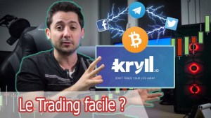 Kryll : le trading automatique facile ? ICO française (5mn)