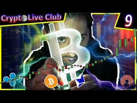 Bitcoin CryptoLive Club 9 : #BNB #ETORO #SafeT