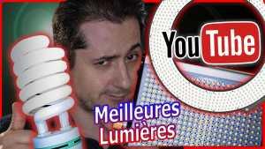 TOP 3 des Lumières pour Youtuber pas chères ! softbox panneau leds, ringlight …