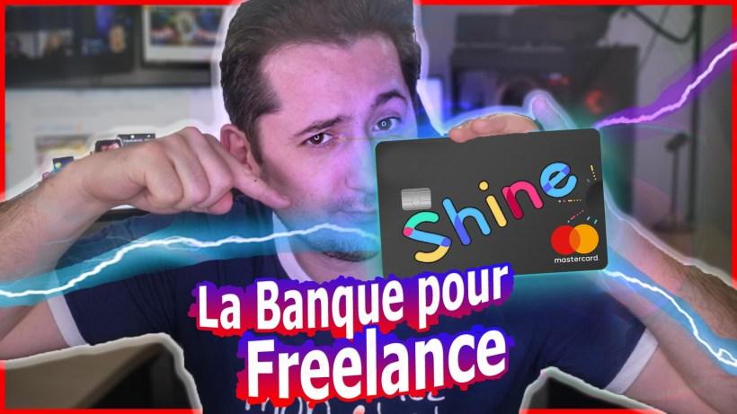 shine qonto banque autoentrepreneur carte bleu pro gratuite